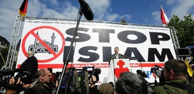 Avrupa'da İslamofobi