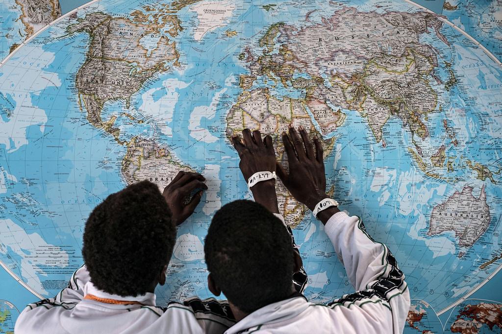 Human Factor in Geopolitics
