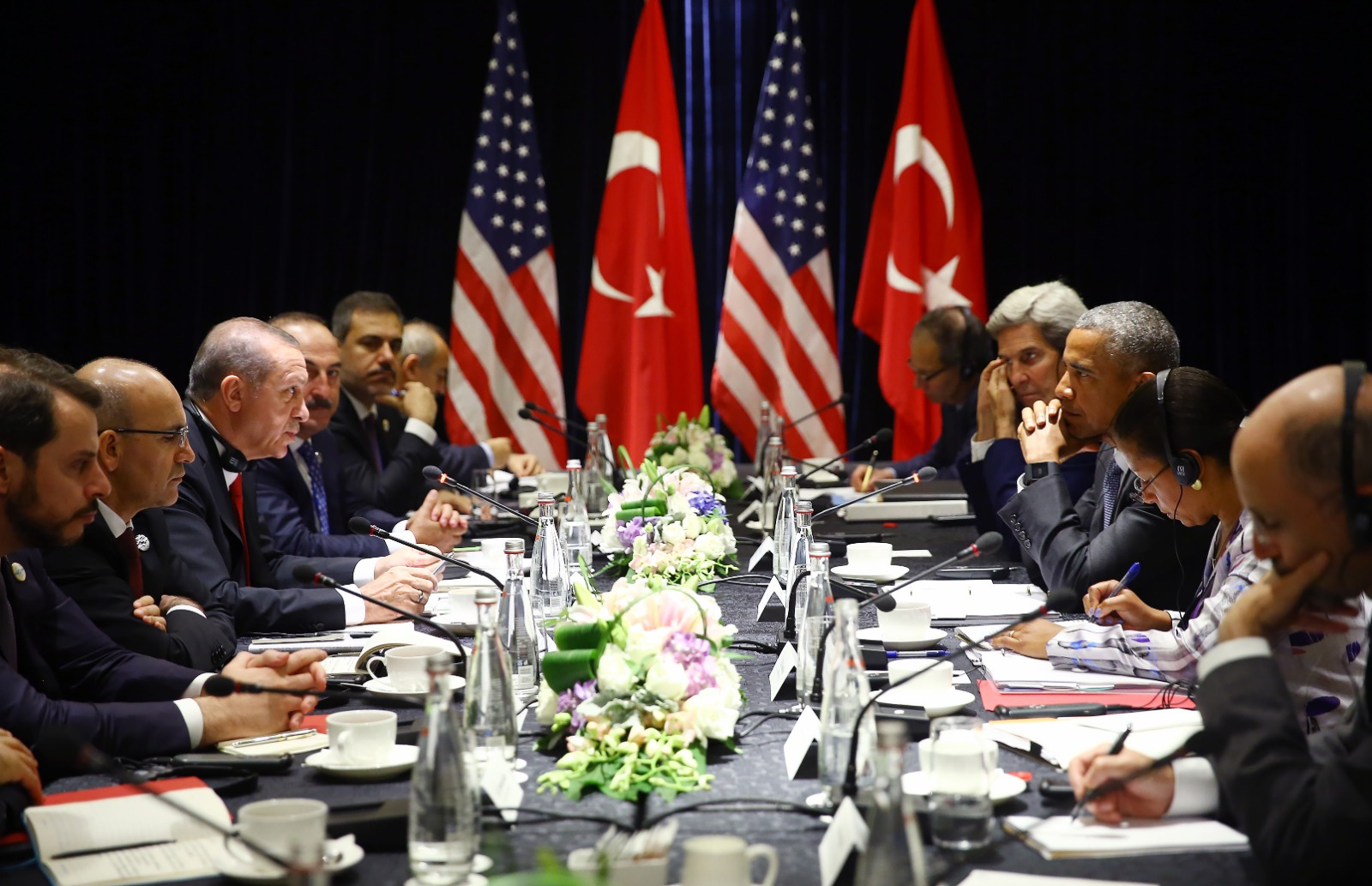Türk Amerikan İlişkileri
