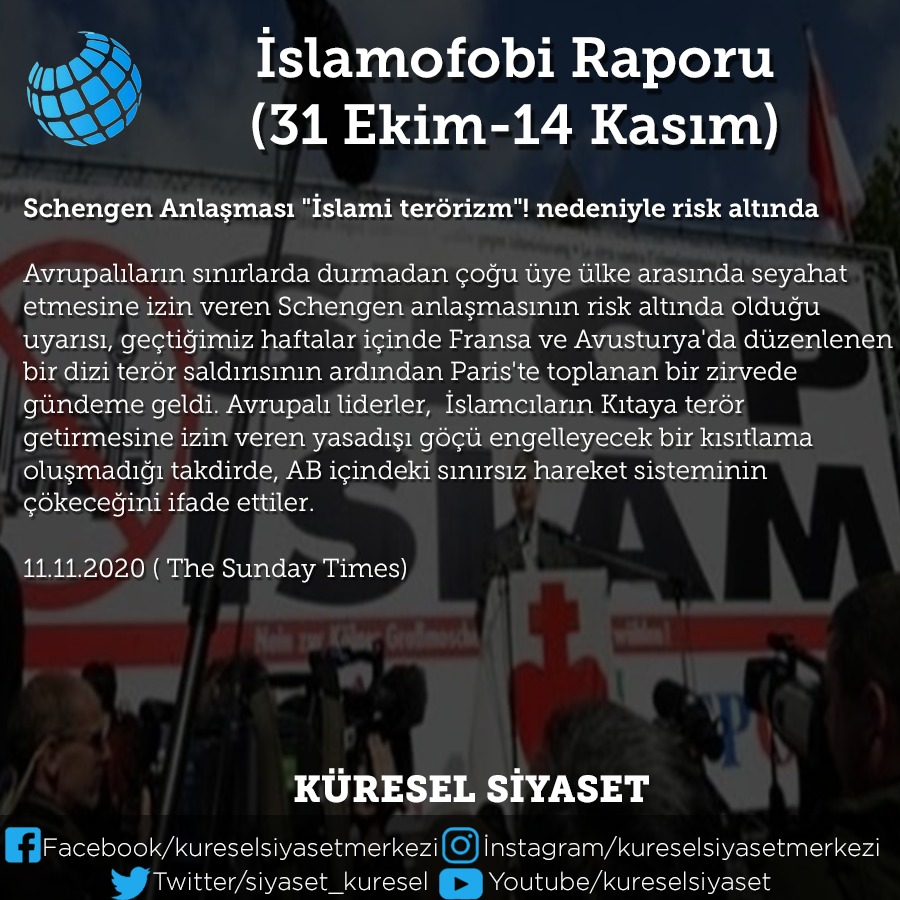 İslamofobi Raporu