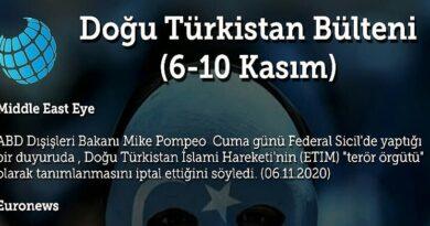 Doğu Türkistan Bülteni