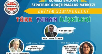 Türk Yunan İlişkileri