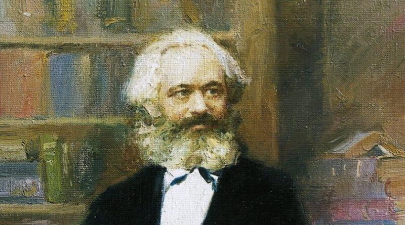 Karl Marx Hayatı Görüşü Düşünceleri