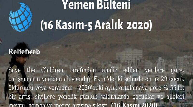 Yemen Bülteni
