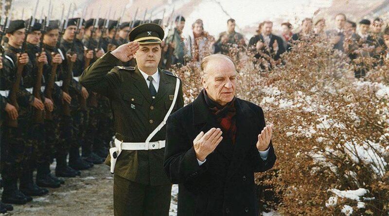 Aliya İzzetbegovic İslam Deklarasyonu
