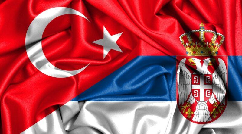 TURKEY SERBIA
