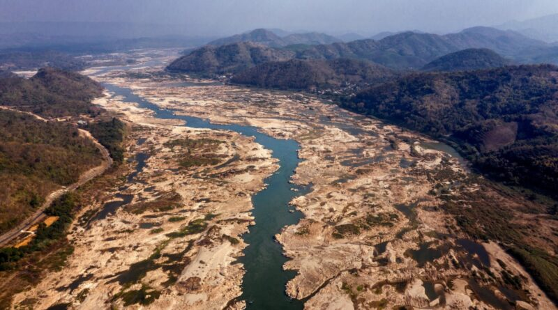 Brahmaputra River Water Conflict