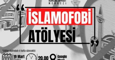 İslamofobi Atölyesi
