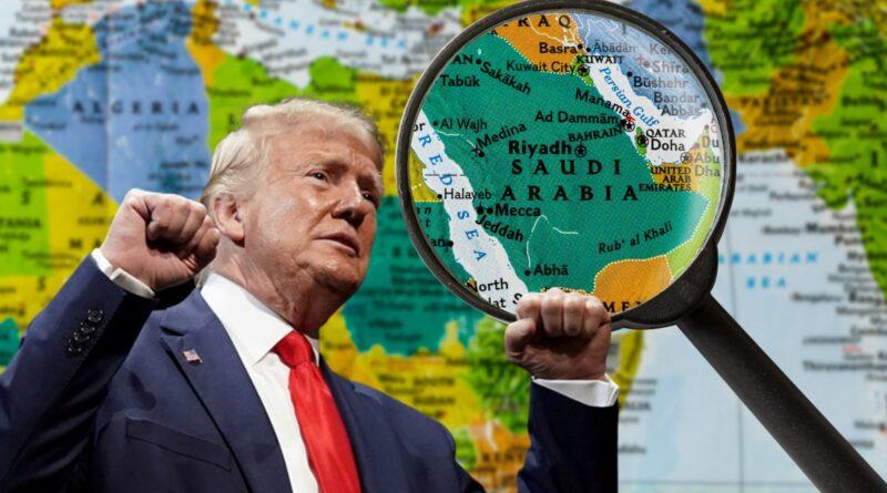 Trump ve Suudi Arabistan