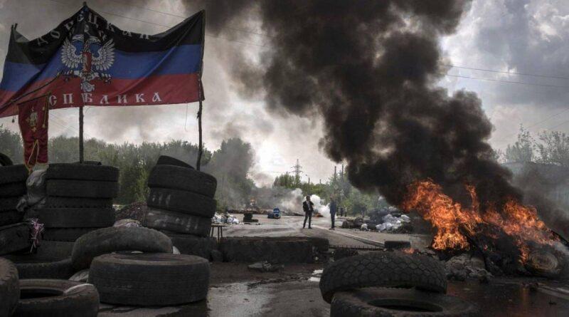 Donbass Savaşı