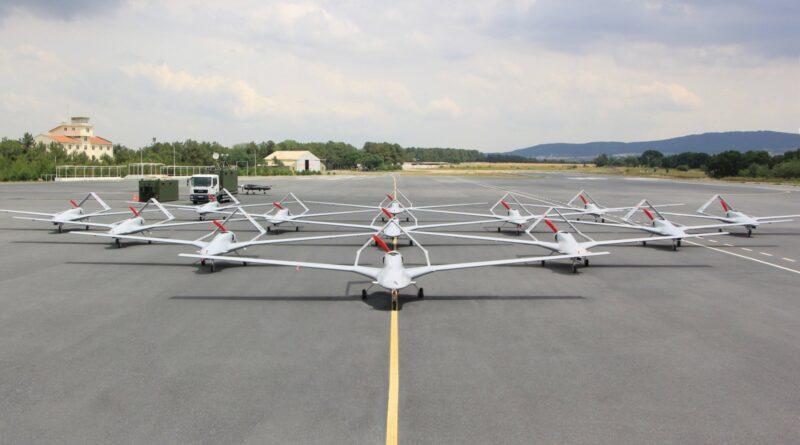 Türk Silahlı İnsansız hava aracı