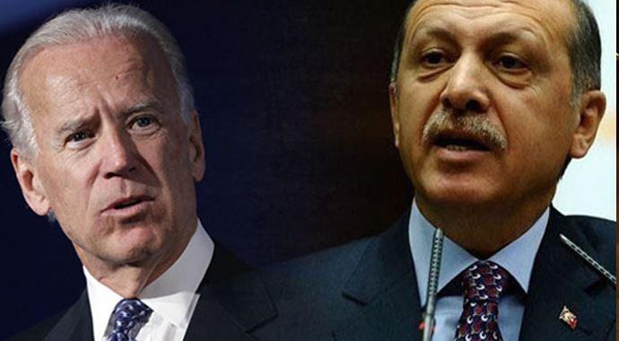 Joe Biden REcep Tayyip Erdoğan