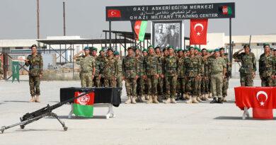 türkiye afganistan asker